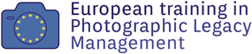 European training in Photographic Legacy Management